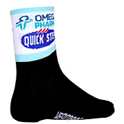 Vermarc Omega Pharma - Quickstep Race Socks 2014